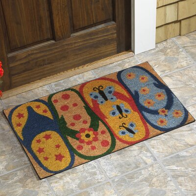 Sachem Flip Flop Doormat