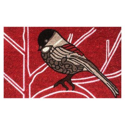 Stapleford Bird Coir Doormat