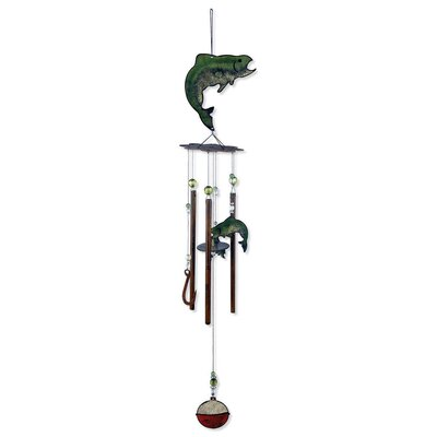 Fish Catch of The Day Wind Chime 80323