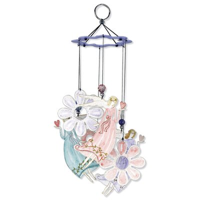 Angel Grace Gals Wind Chime 80023