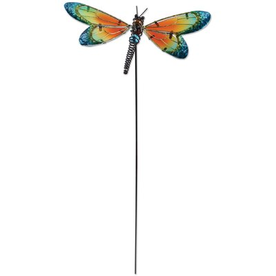 Dragonfly Garden Stake 92601