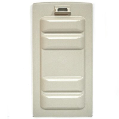 Endura Flap Pet Door Locking Cover Size: 18 H x 24 W x 30 D