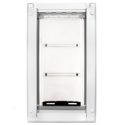 Endura Single Flap Kennel Door Size: 16 H x 9.5 W x 2 D