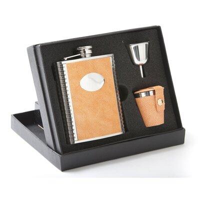 Meridian Lizard Deluxe Flask Gift Set VSET22