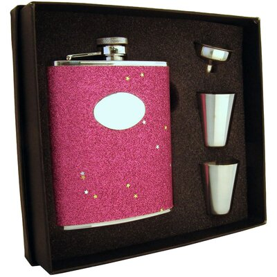 Carina Hip Flask Gift Set VSET5002B-1208