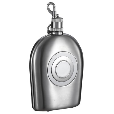 Outdoorsman Stainless Steel Flask VF6027