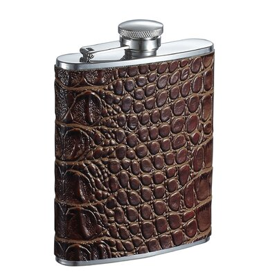 Leather Liquor Flask VF1242NP