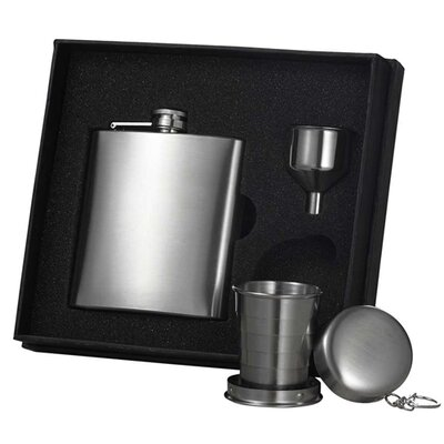 Hip Flask Gift Set VSET502
