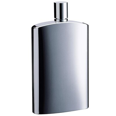 David Metallic Hip Flask VF2071Amaze