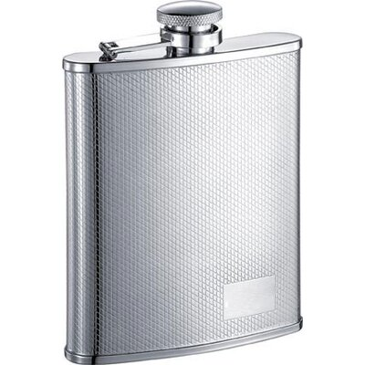 Diagonal Hip Flask VF1245