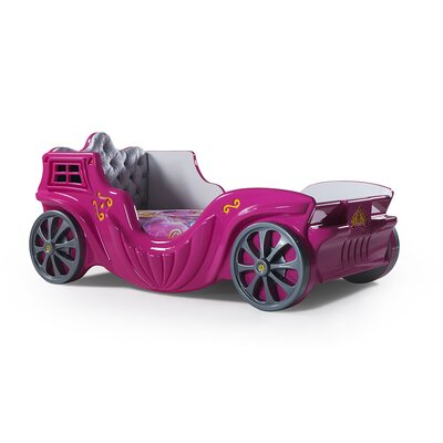 Princess Twin Car Bed