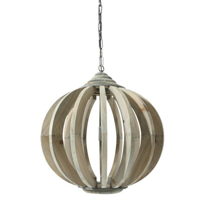 Laura 1-Light Globe Pendant