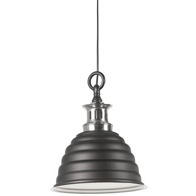 Industry 1-Light Bowl Pendant