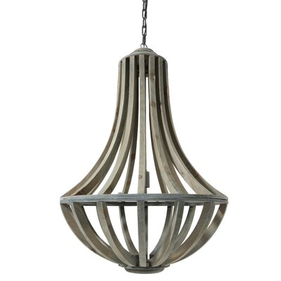Lara 1-Light Foyer Pendant