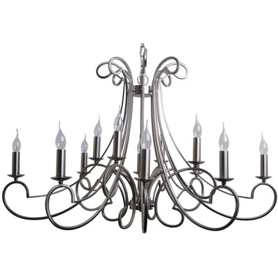 Chantelle 12-Light Candle-Style Chandelier