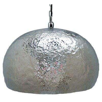 Marit 1-Light Bowl Pendant Size: 12.5 H x 22.5 W x 22.5 D