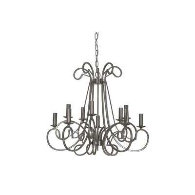 Catherine 10-Light Candle-Style Chandelier