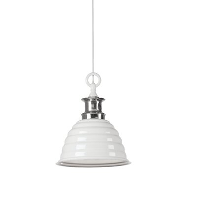 Industry 1-Light Bowl Pendant