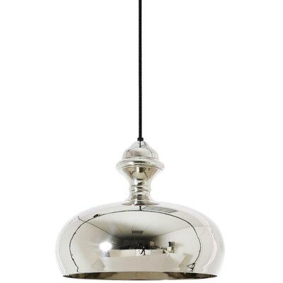 Milena 1-Light Bowl Pendant
