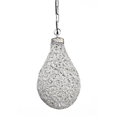 Cecelia 1-Light Mini Pendant
