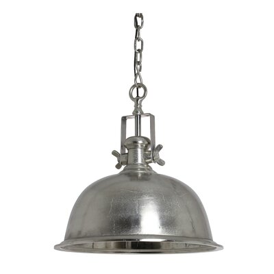 Kennedy 1-Light Bowl Pendant