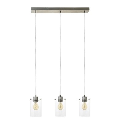 Vancouver 3-Light kitchen Island Pendant