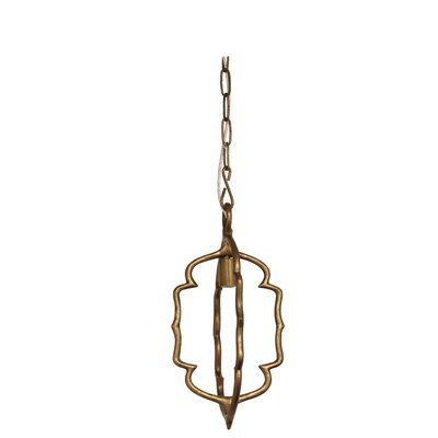 Bacia 1-Light Mini Pendant
