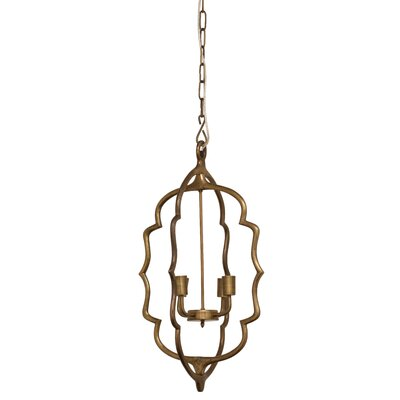 Bacia 4-Light Foyer Pendant
