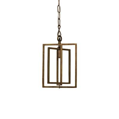 Balara 1-Light Foyer Pendant
