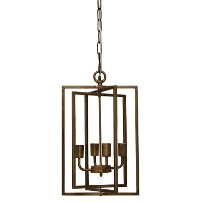 Balara 4-Light Foyer Pendant