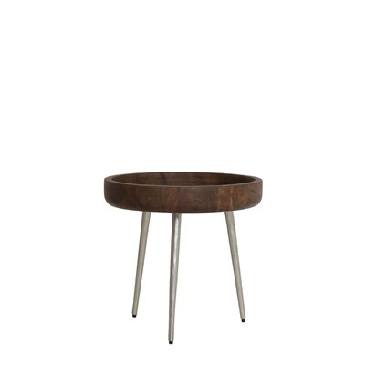 Caluma Wood End Table