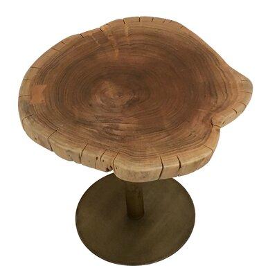Talara Wood End Table