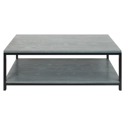 Studio Coffee Table Finish: Gray Wash