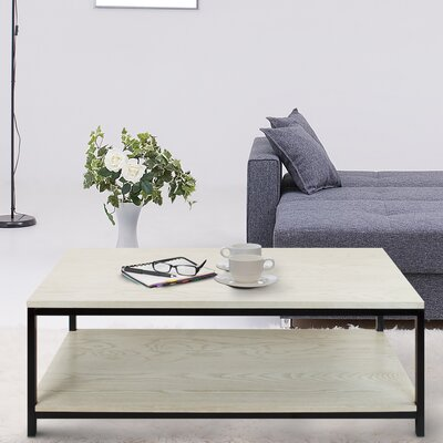 Studio Coffee Table Color: White Wash