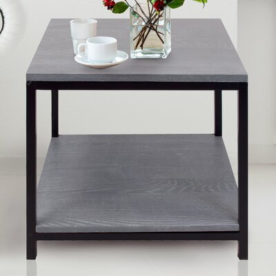 Studio End Table Finish: Gray Wash