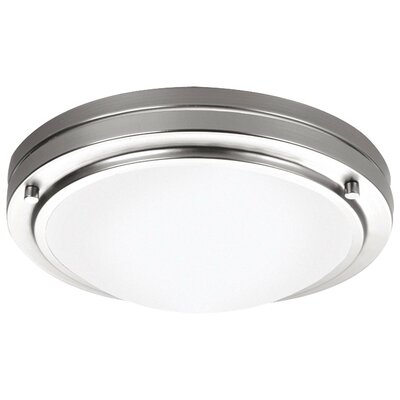 West End Flush Mount - Energy Efficient Size: 4 H x 10.675 W