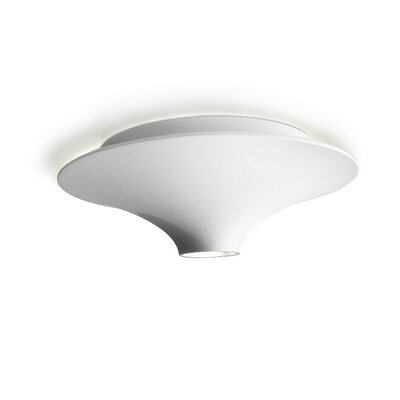 Stella 1-Light Semi Flush Mount