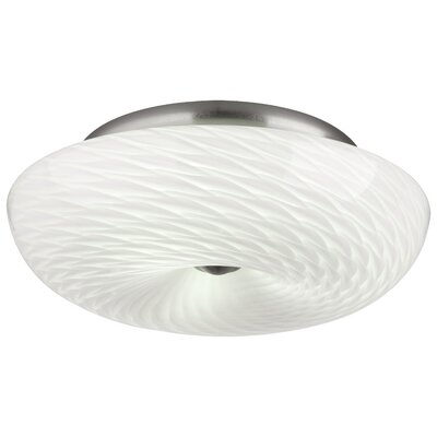 Inhale 3-Light Flush Mount