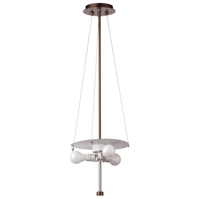 Taylor 2-Light Mini Pendant Finish: Merlot Bronze