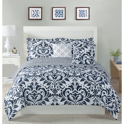 Anson Comforter Set Size: Full/Queen