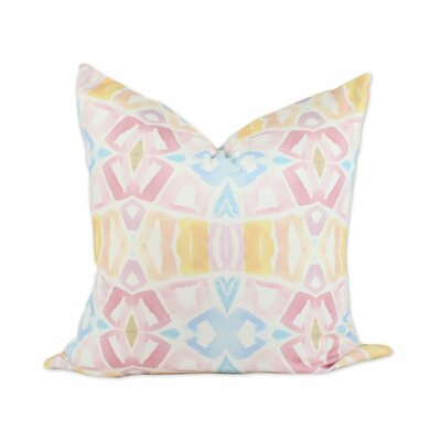 Lemon Tree Throw Pillow Size: 20 H x 20 W