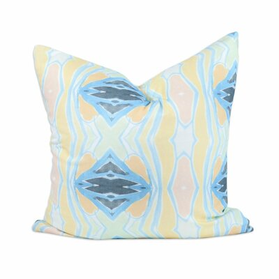 Mendoza Bonita Throw Pillow Size: 24 H x 24 W