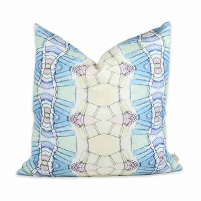 Palma Throw Pillow Size: 20