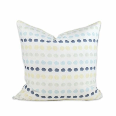 Mod Dot Throw Pillow