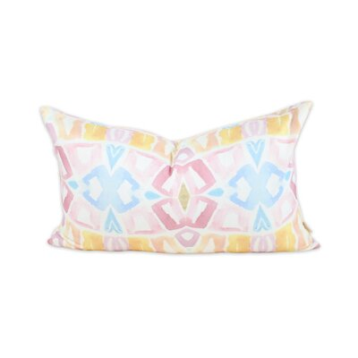 Lemon Tree Lumbar Pillow