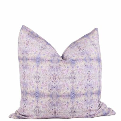 Daisy 100% Cotton Throw Pillow