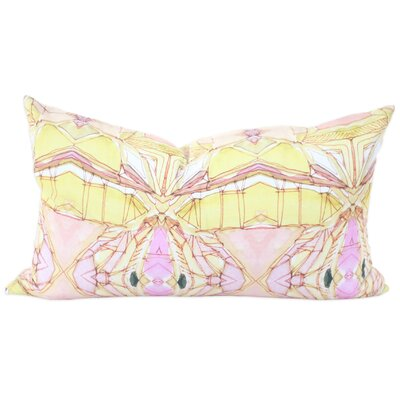 Lotus Lumbar Pillow