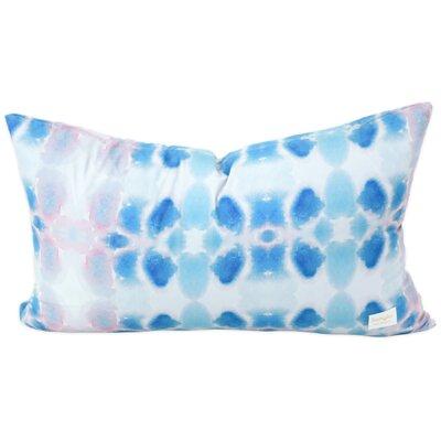 Passion Flower Lumbar Pillow