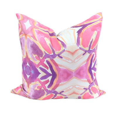 Namaqualand Throw Pillow