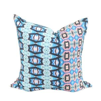 Amazonite Throw Pillow